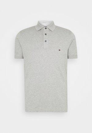 SOPHISTICATED STRUCT - Polo shirt - medium grey heather