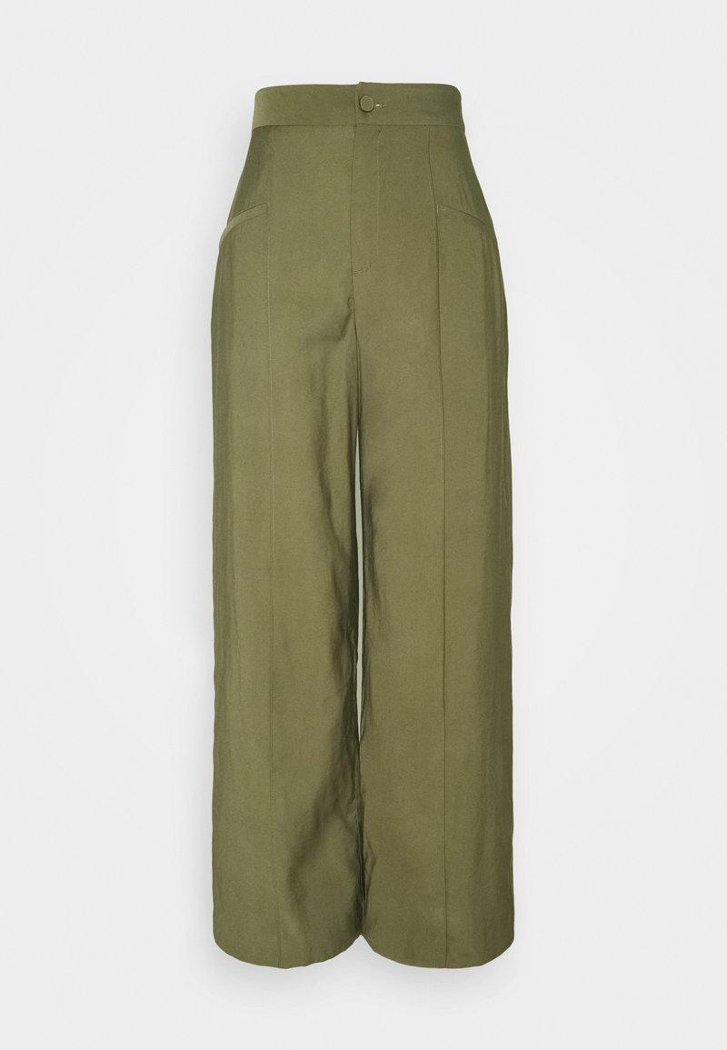 Mossman - ADDICTED TO YOU PANT - Trousers - khaki