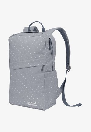 Backpack - alloy dots