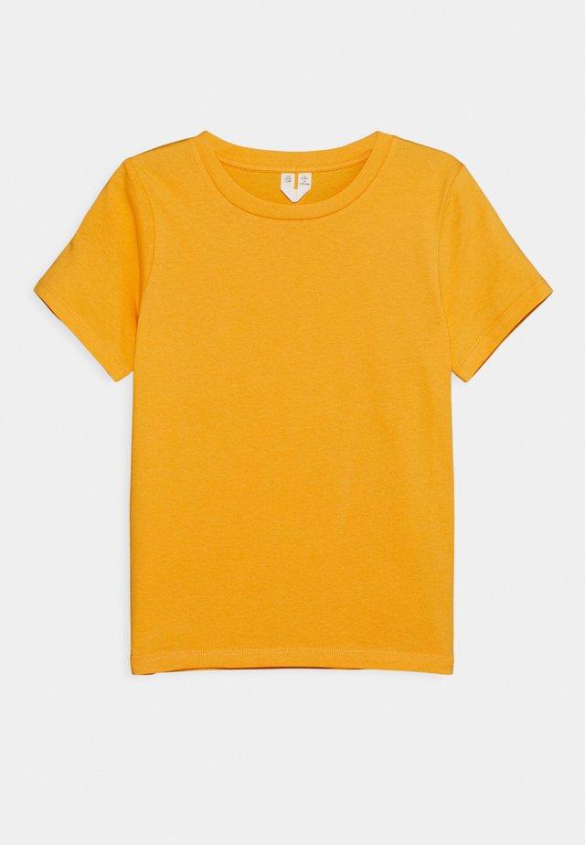 UNISEX - T-shirt basic - yellow