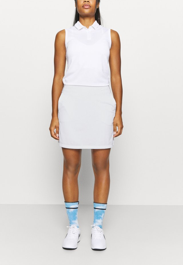 DRY VICTORY SKIRT SOLID - Sports skirt - white