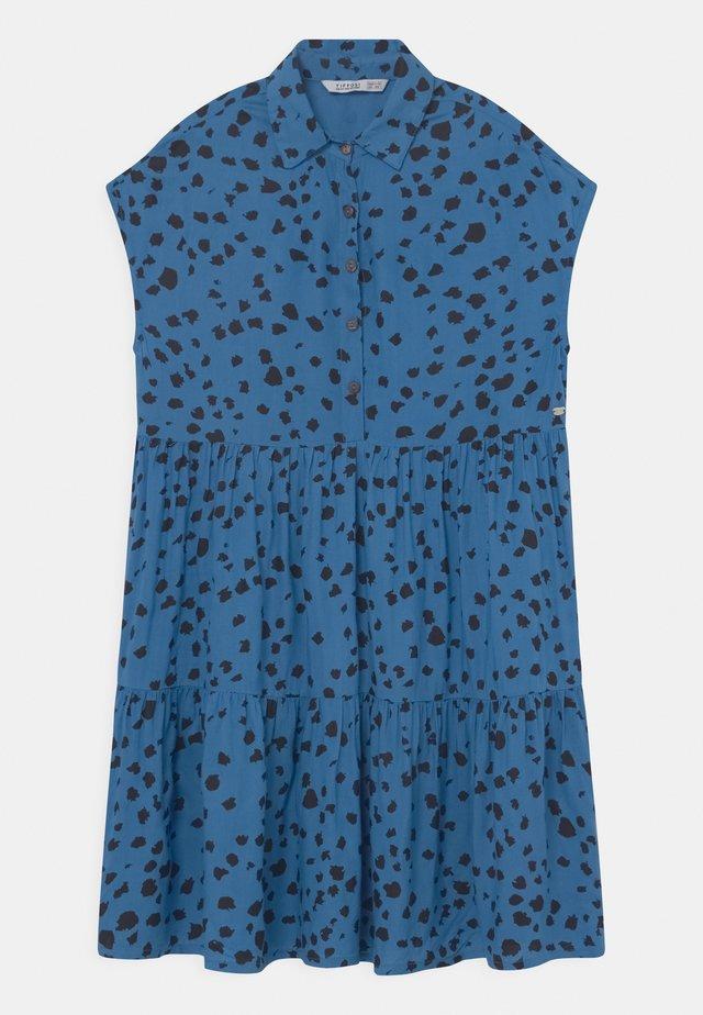 JEANES - Shirt dress - blue