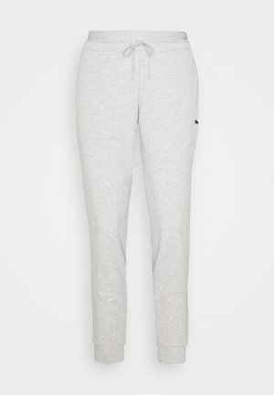 MODERN - Tracksuit bottoms - light gray heather