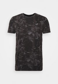 T-shirt imprimé - black wash