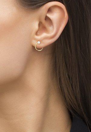 OHRSCHMUCK LOOPING - Earrings - gold-coloured