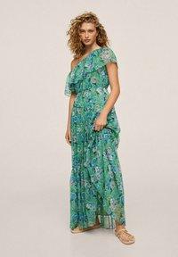 Mango - TUULITA - Maxi dress - grün - 0