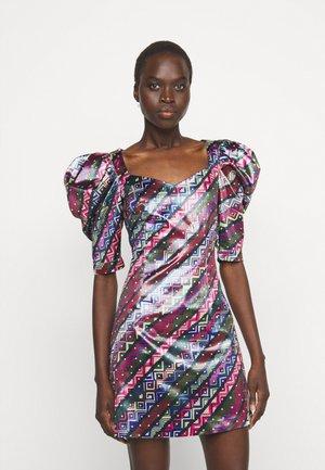 ABITO - Vestido de cóctel - multi-coloured