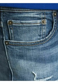 Jack & Jones - Slim fit jeans - blue denim - 7