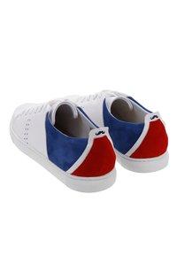 M. Moustache - RENE - Sneakers - white blue - 3