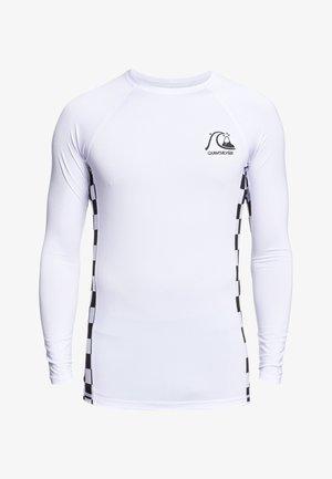 Rash vest - white