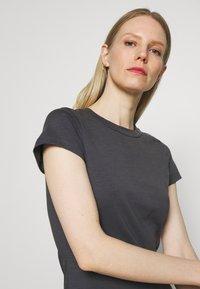 Anna Field - Žerzejové šaty - dark grey - 3