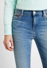 Tommy Jeans - NORA MID RISE ANKLE - Skinny džíny - blue denim - 5