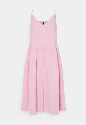 YASDINA STRAP DRESS  - Day dress - pastel lavender