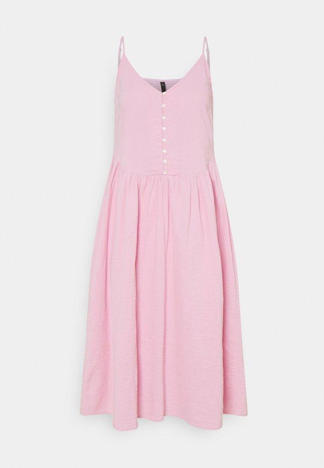 YASDINA STRAP DRESS  - Vestido informal - pastel lavender