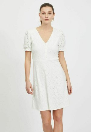 Vestido informal - snow white