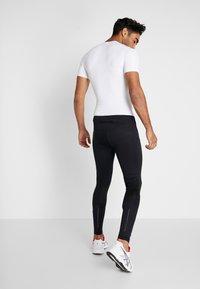 Craft - ESSENCE ZIP TIGHTS - Leggings - black - 2