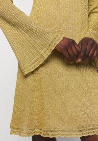 M Missoni - ABITO - Koktejlové šaty/ šaty na párty - gold - 6
