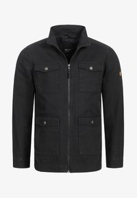 INDICODE JEANS - Summer jacket - black - 0