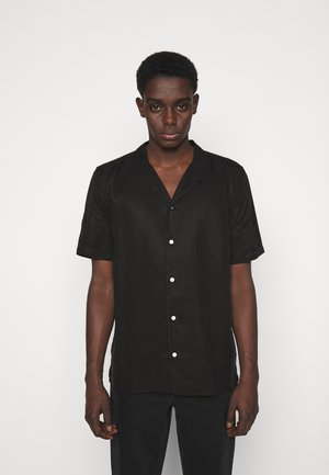 KIRBY STRAP - Shirt - washed black