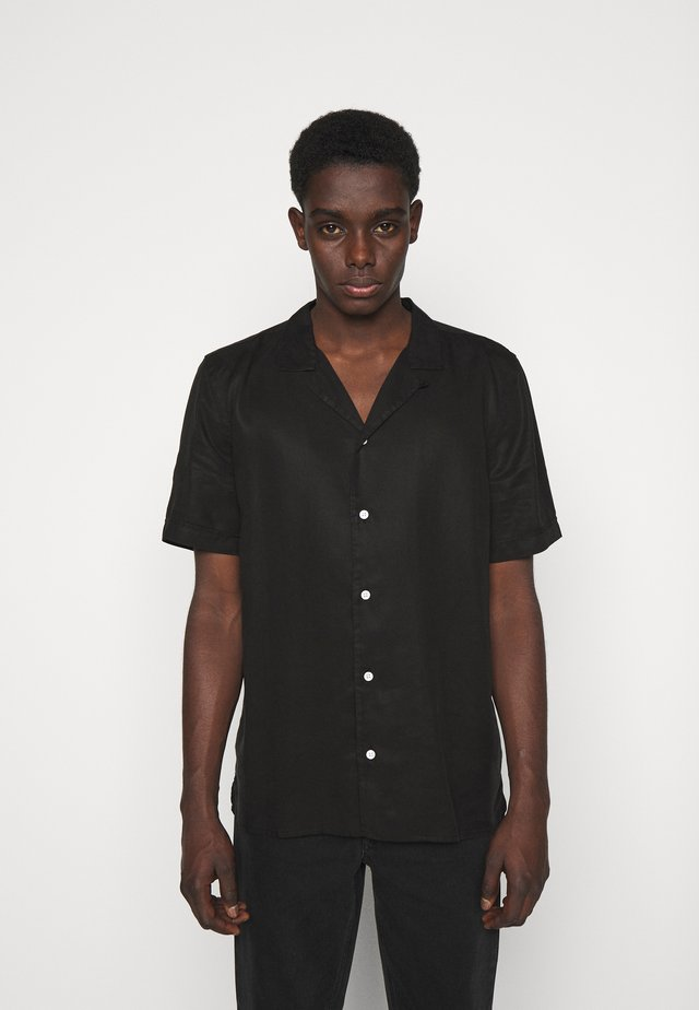KIRBY STRAP - Chemise - washed black