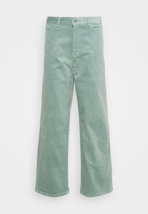 LASHES TROUSERS - Stoffhose - petrol