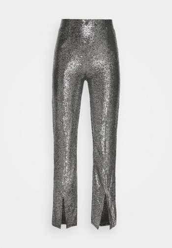 AIRY GLITTER TROUSERS
