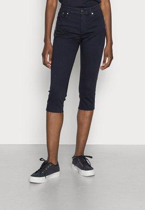 Slim fit jeans - navy denim