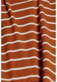 Esprit - FASHION  - Jersey dress - caramel - 5
