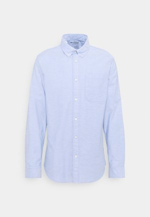 SLHREGRICK FLEX - Shirt - light blue