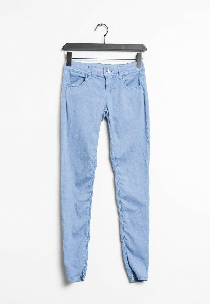 Benetton - Slim fit jeans - blue