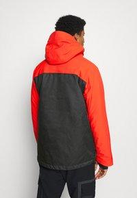 O'Neill - QUARTZITE  - Snowboard jacket - fiery red - 2