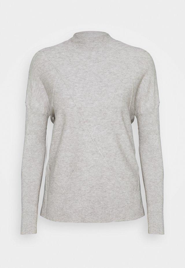 Sweter - grey marl