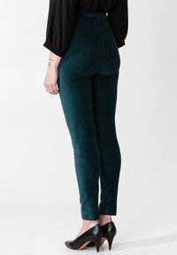 Indiska - Leggings - Trousers - petrol - 3