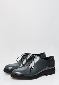 RISA - Casual lace-ups - grey - 3