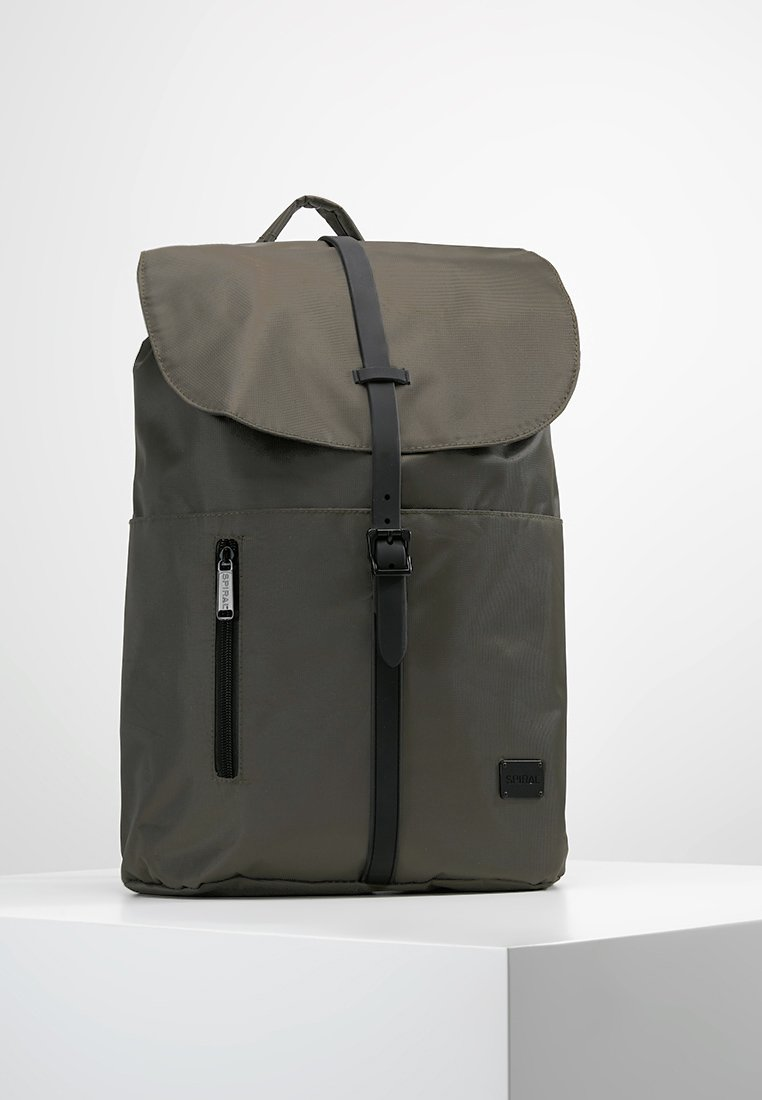 Spiral Bags - TRIBECA - Batoh - industry olive