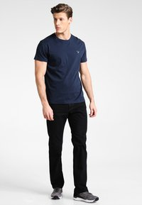 GANT - THE ORIGINAL - T-shirt - bas - navy - 1