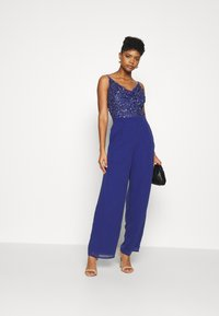 Lace & Beads - LILAH - Overal - navy - 1
