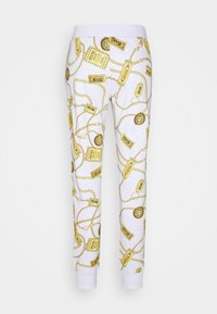 Versace Jeans Couture - Tracksuit bottoms - white - 7