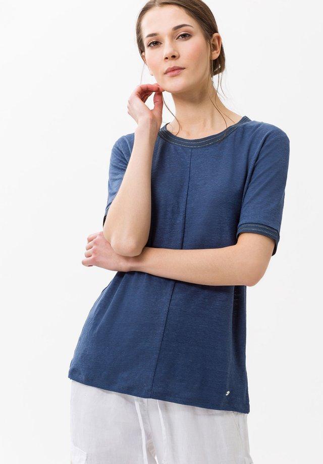 STYLE CATHY - T-shirt - bas - indigo