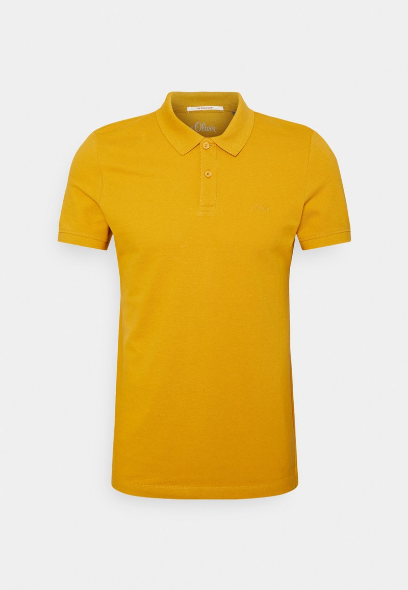 s.Oliver - Polo shirt - yellow