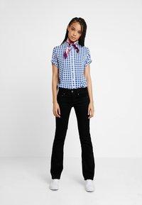 G-Star - MIDGE MID BOOTCUT   - Bootcut jeans - pitch black - 2