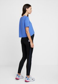 Esprit Maternity - T-shirt print - bright blue - 2