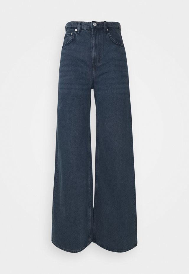 ACE - Flared jeans - river black