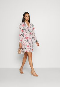 U Collection by Forever Unique - Day dress - offwhite/multi - 1