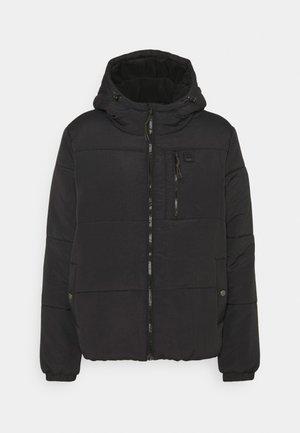 TRANSPORT PUFFER - Winter jacket - black