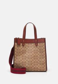 Coach - Handbag - tan/brown/rust - 2
