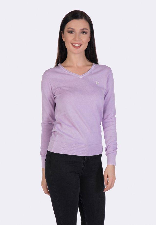 Maglione - lilac