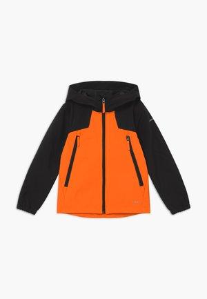 KANEVILLE - Soft shell jacket - orange