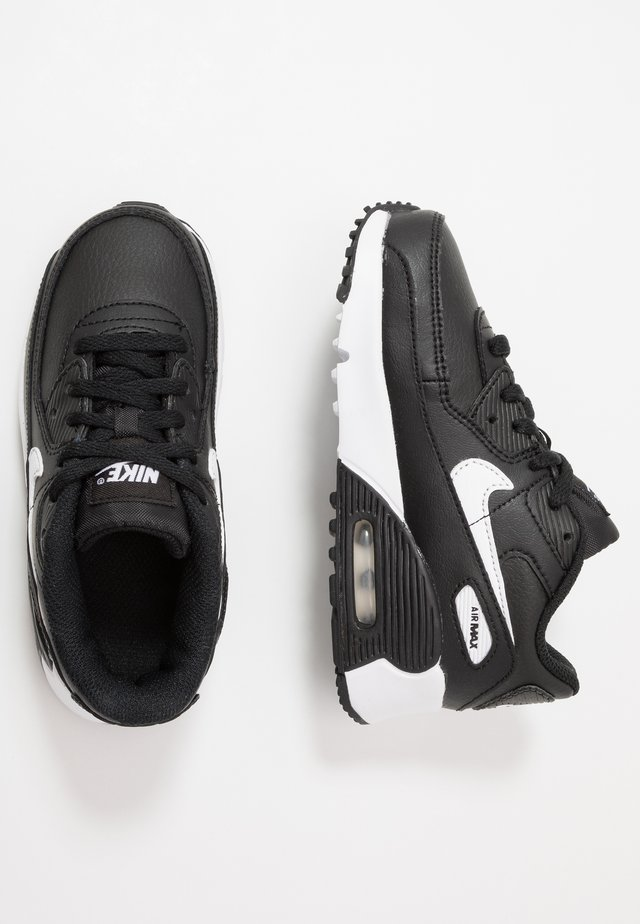 AIR MAX 90 UNISEX - Sneakersy niskie - black/white