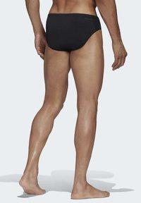 adidas Performance - PRO SOLID SWIM TRUNKS - Bañador - black - 1